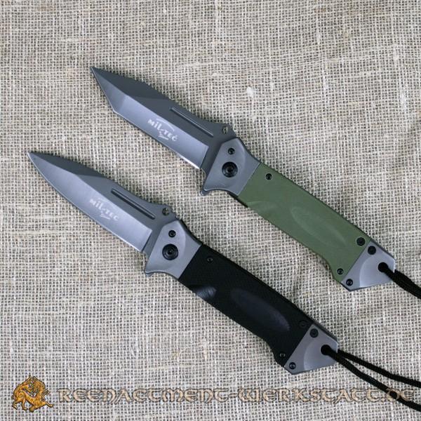Taschenmesser DA35 in oliv oder schwarz