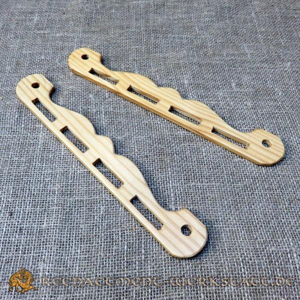 Ein Paar Wikinger-Taschenbügel - kleine Version