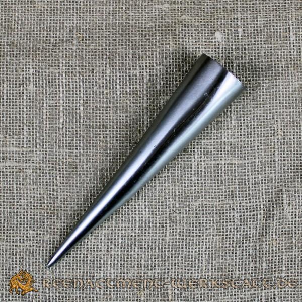 Speerfuß - Endstück für Lanzen und Speerschäfte, ca. 15 cm