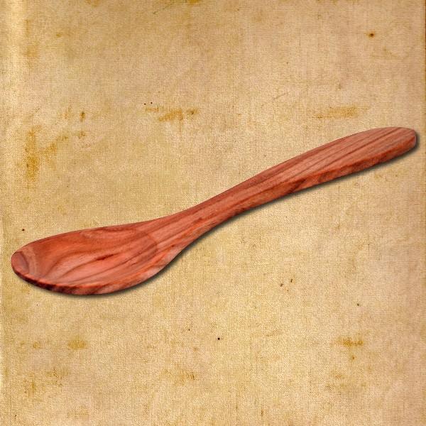 Löffel aus Kirschholz 17cm