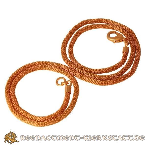 Halskette aus Bronze Version 1